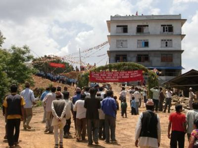 ネパール人の底力