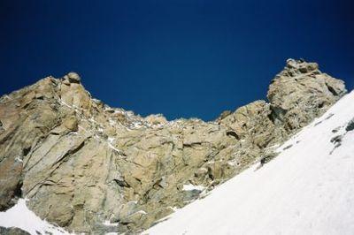 鷲の巣岩壁
