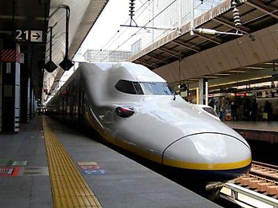 チョイ乗り新幹線