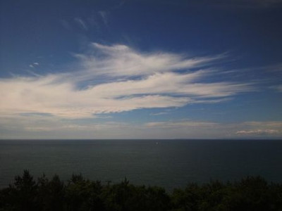 山→海→湖