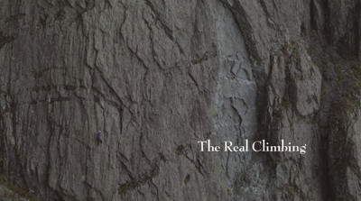 The Real Climbing 公開!
