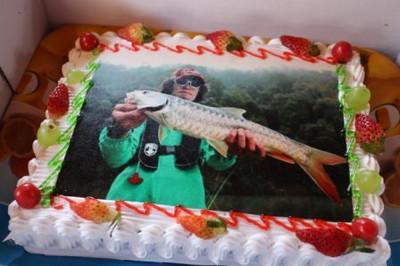 サハールケーキ
