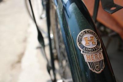 ヒーロー自転車