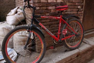 ネパール的自転車