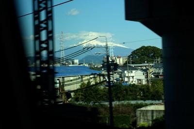 富士山返し!