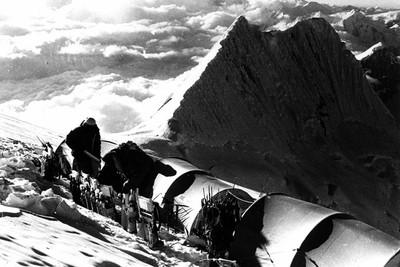 マナスル初登頂60周年大学生合同制作チーム
