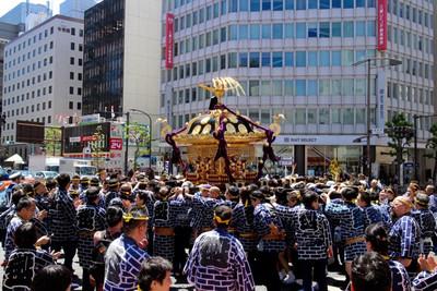 三崎神社例大祭