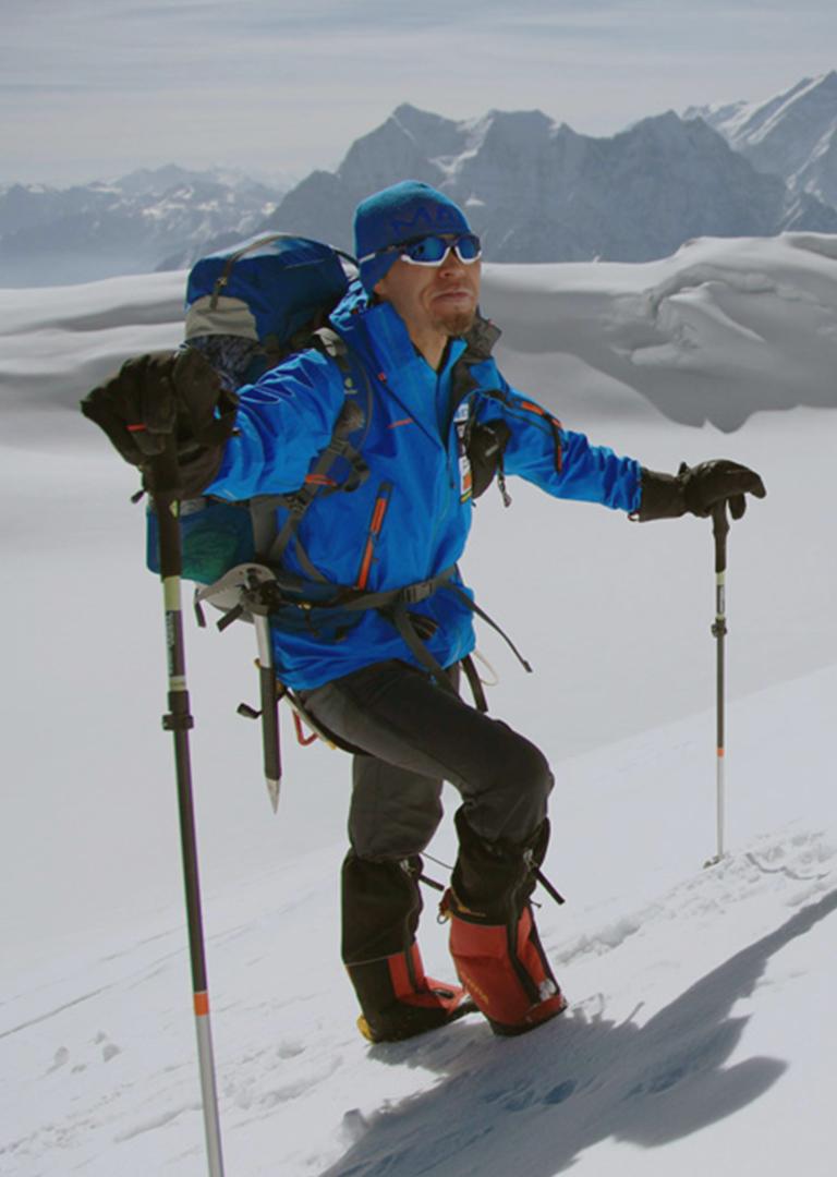 プロ登山家 竹内洋岳 公式サイト
