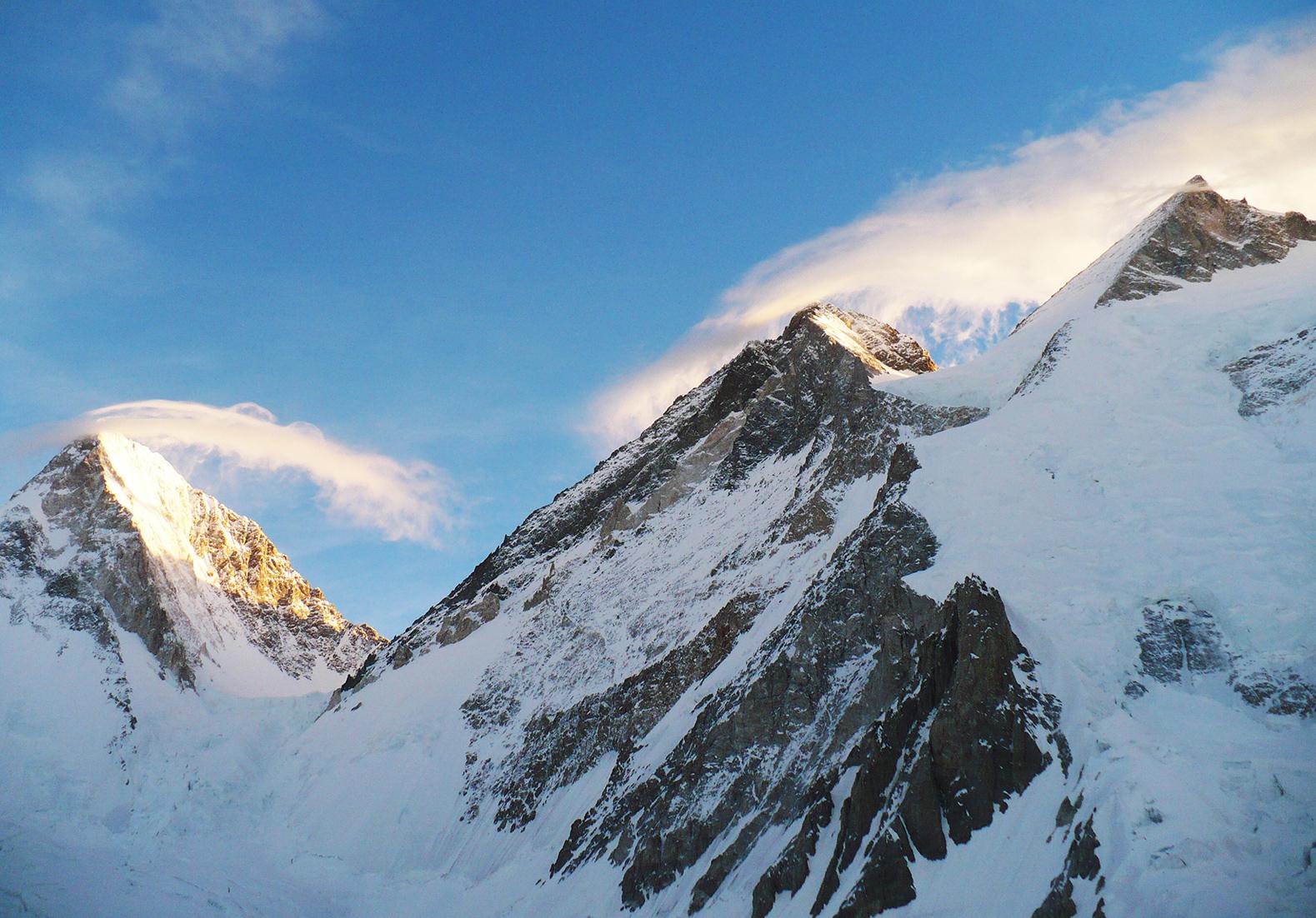 ガッシャブルムⅡ峰