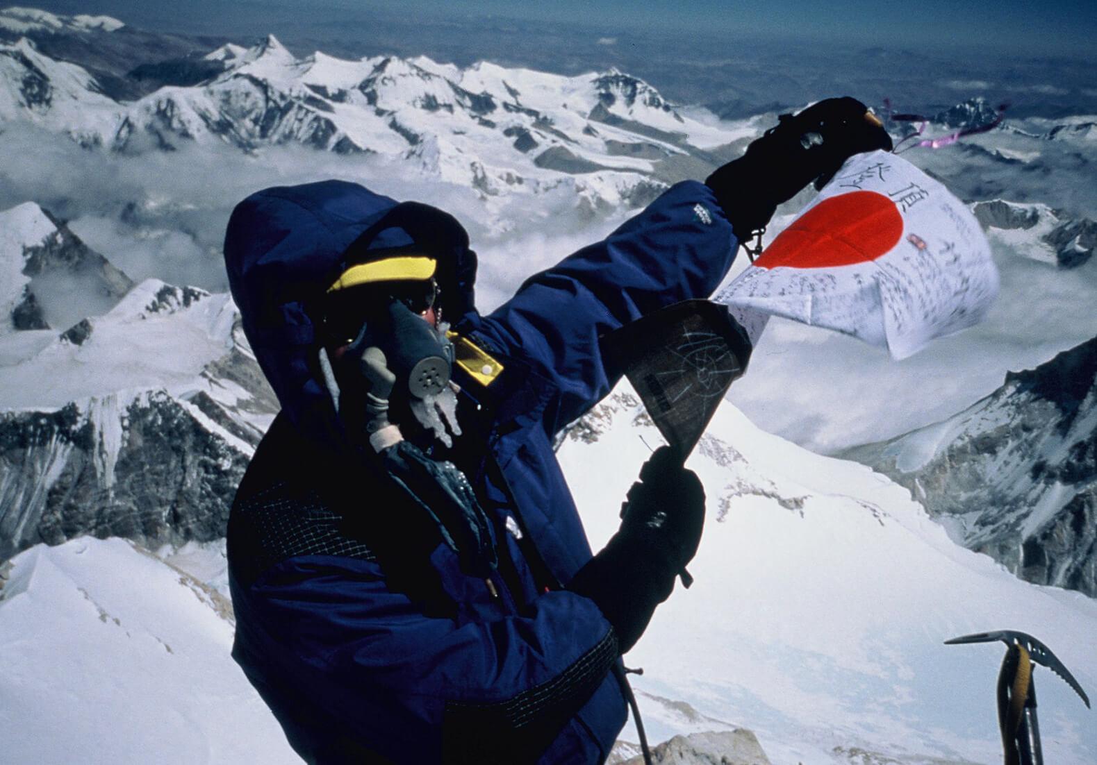マカルー登頂成功