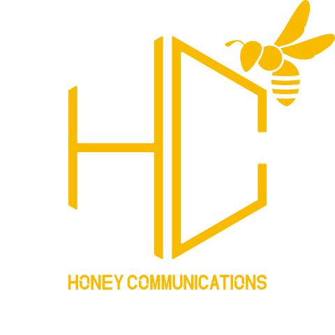 ハニーコミュニケーションズ ロゴ