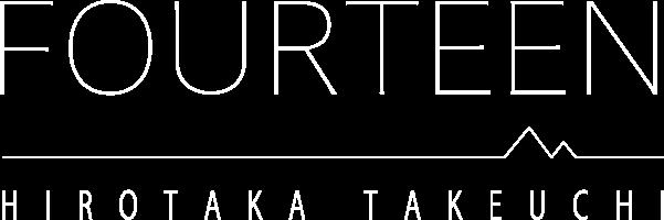 FOURTEEN-HIROTAKA TAKEUCHI