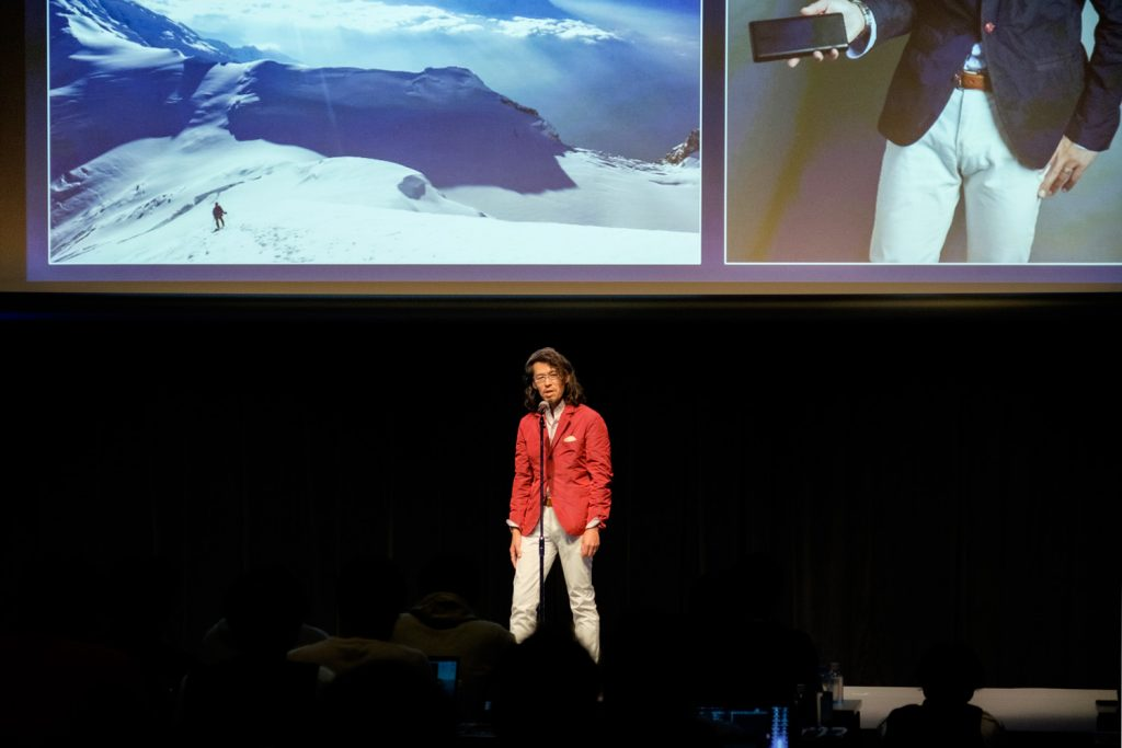 アンカー・ジャパン ANKER 8000m峰 ハニーコミュニケーションズ所属 プロ登山家 竹内洋岳